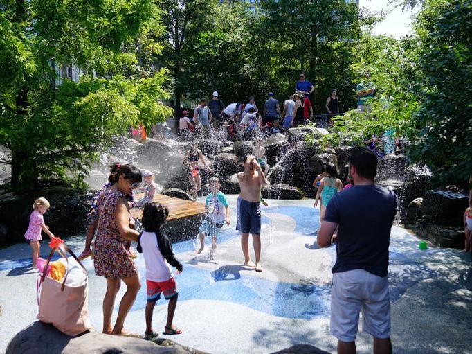 Brooklyn Bridge Park Water Lab