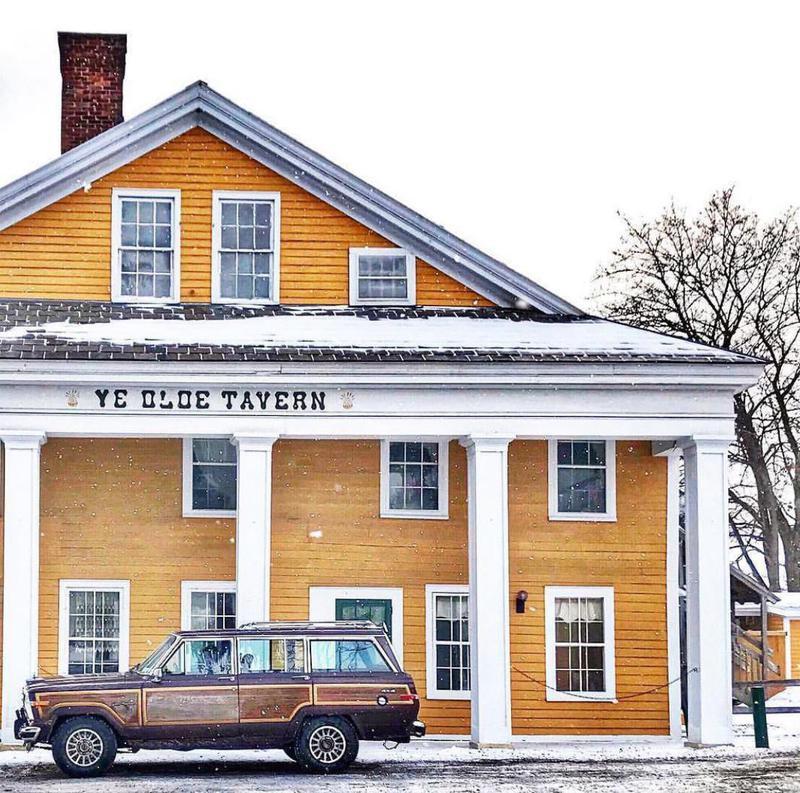 Ye Olde Tavern in Vermont