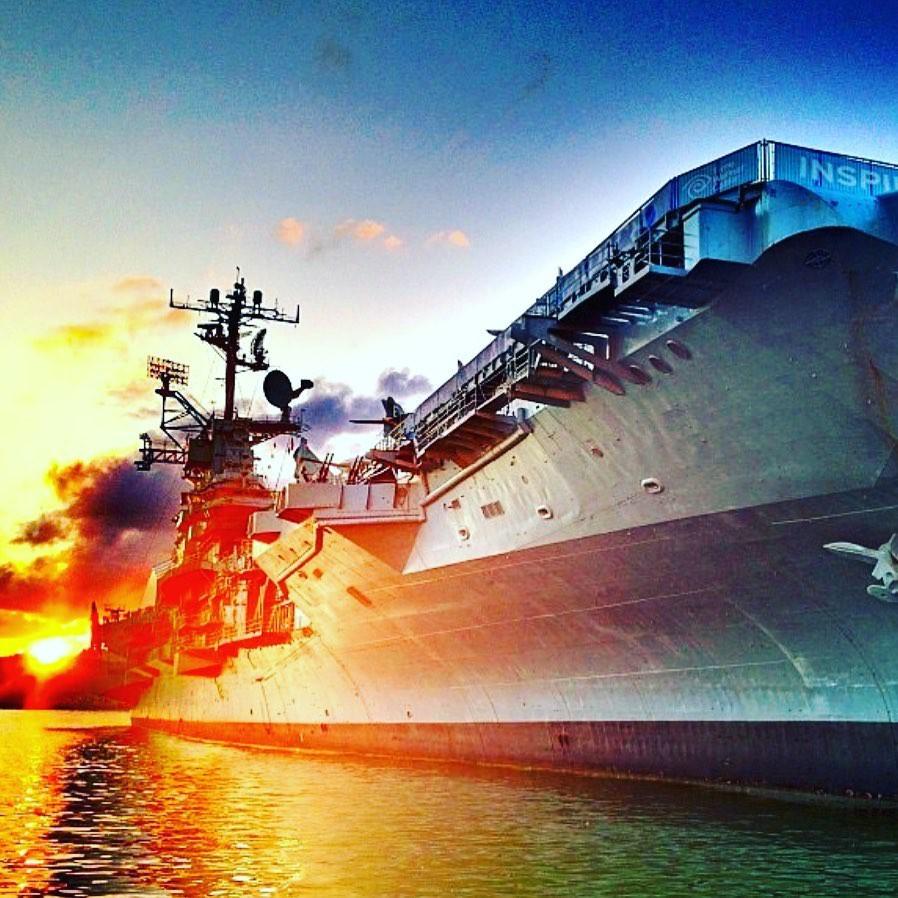 USS Intrepid