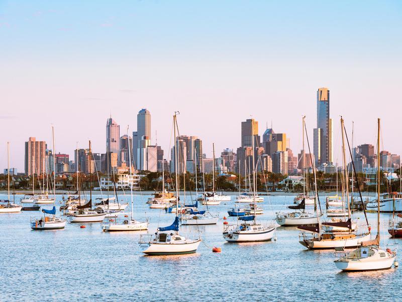Melbourne Harbor