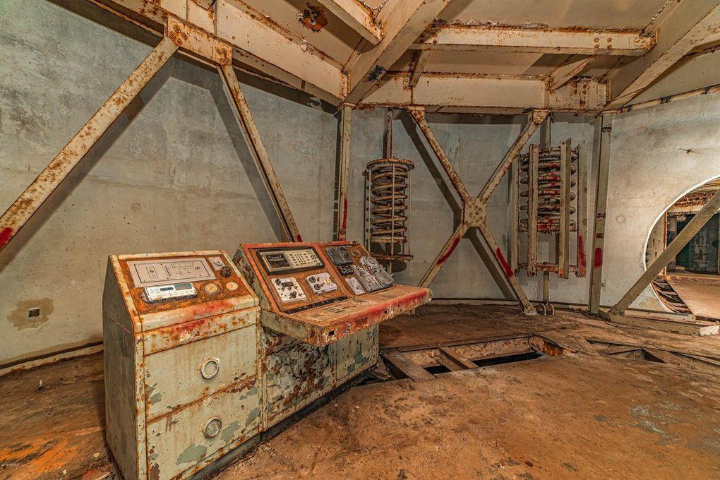 Missile silo prepper property