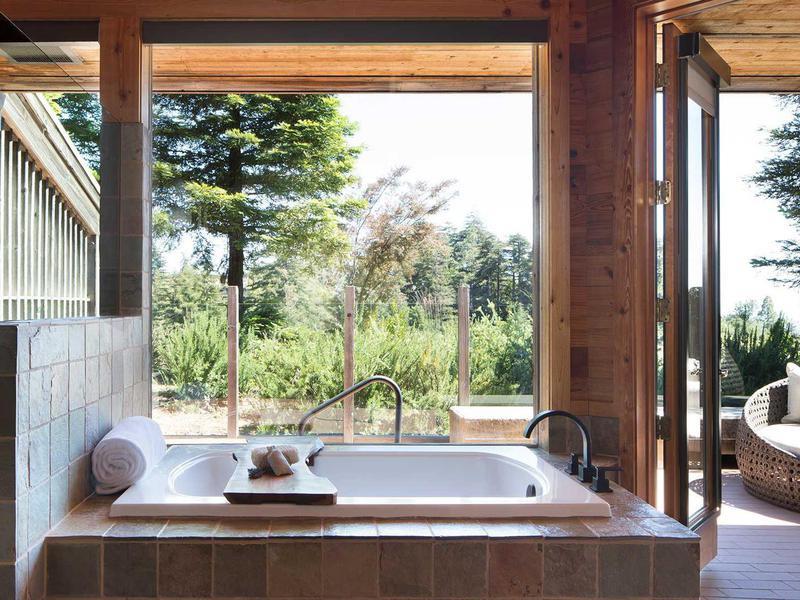 Vista Hot Tub Suite at Ventana Big Sur