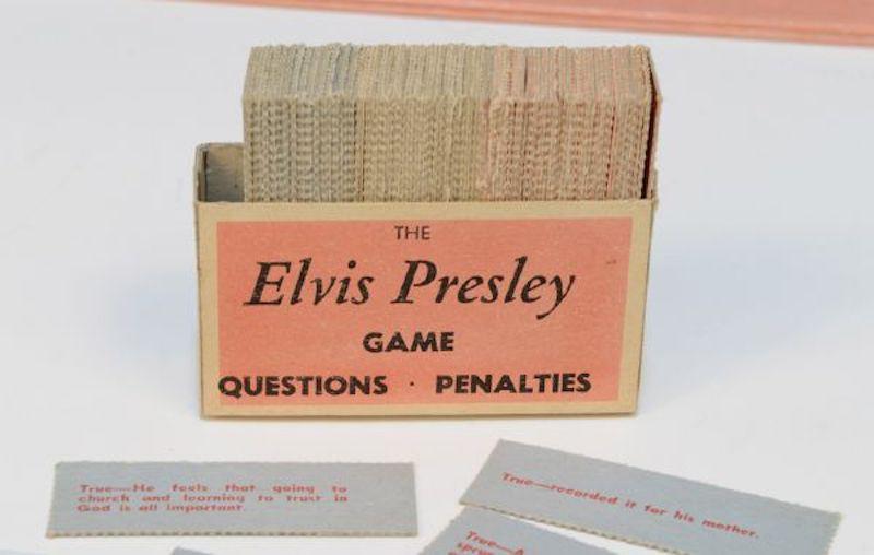 The Elvis Presley Game