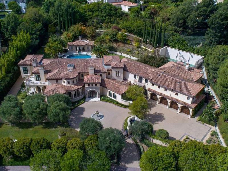 Sofia Vergara and Joe Manganiello's house
