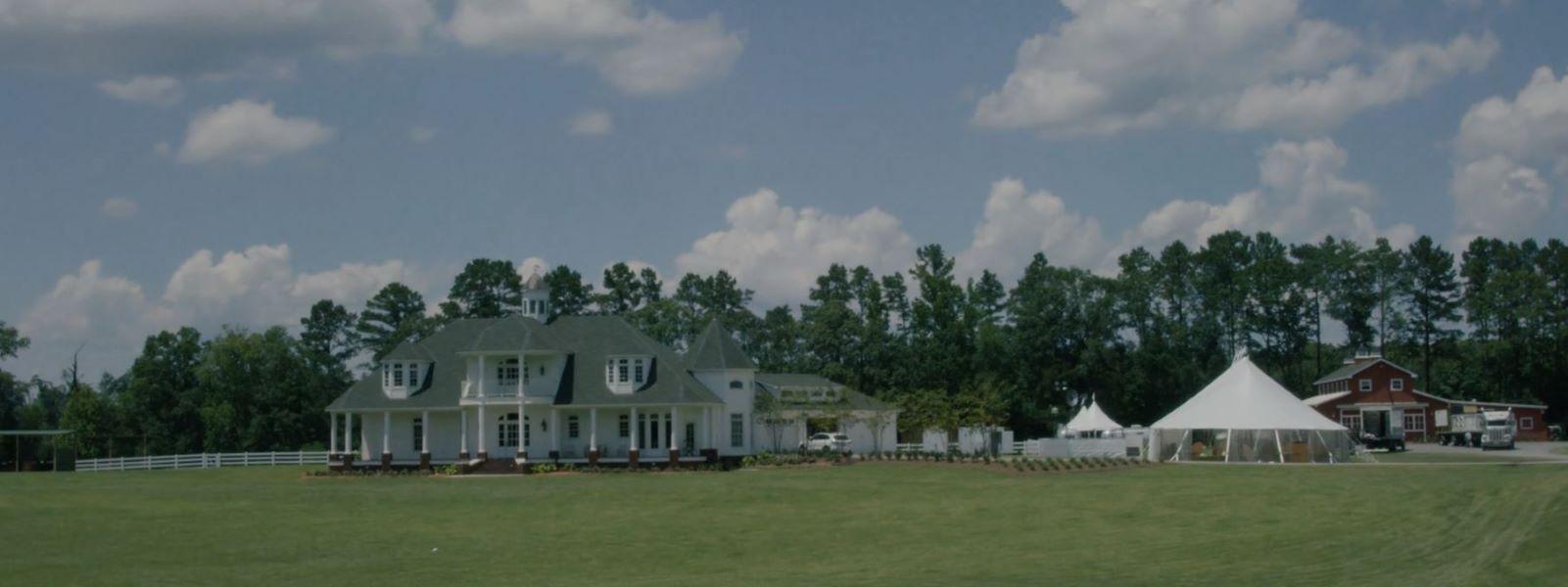 Robertson family farm in West Monroe, Louisiana