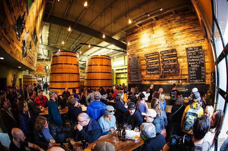 Anchorage Brewing Co.