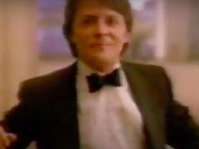 Michael J. Fox Diet Pepsi Commercial in 1990