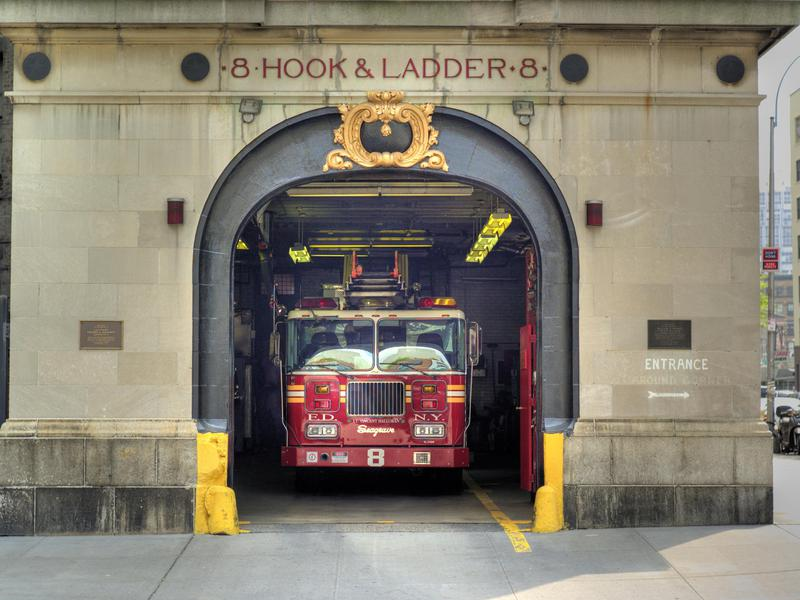 Hook and Ladder 8