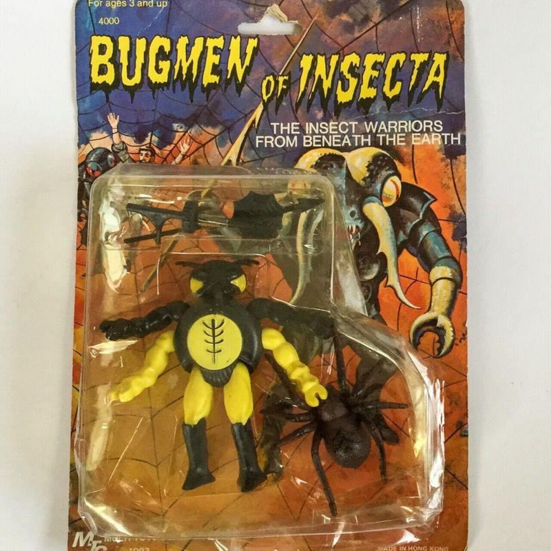 Bugmen of Insecta