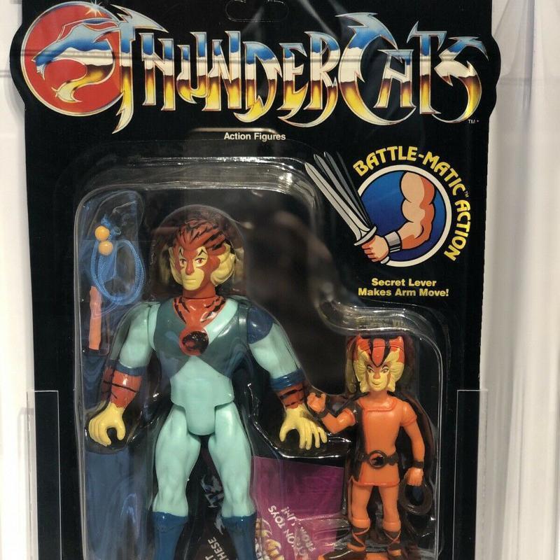 ThunderCats action figures