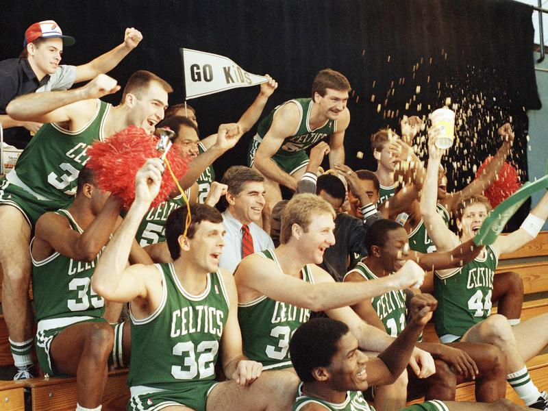 Boston Celtics in 1988