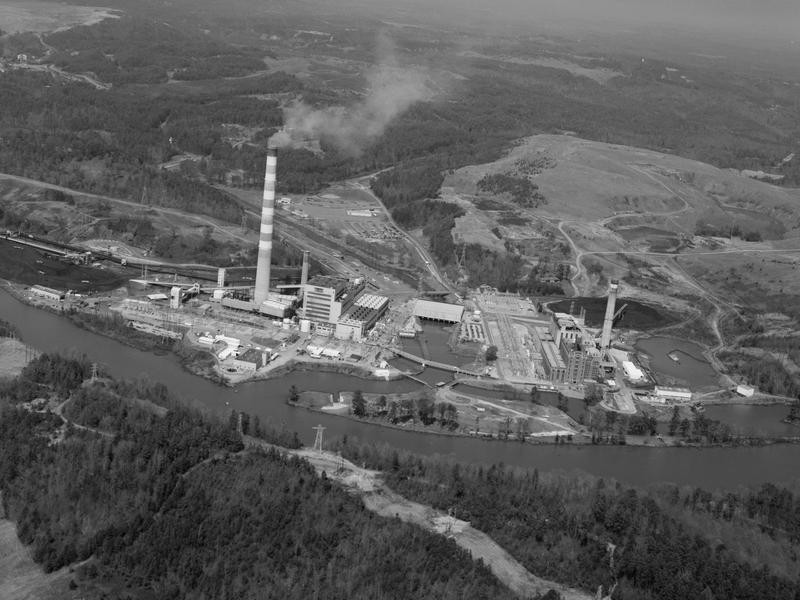 Gorgas Steam Plant