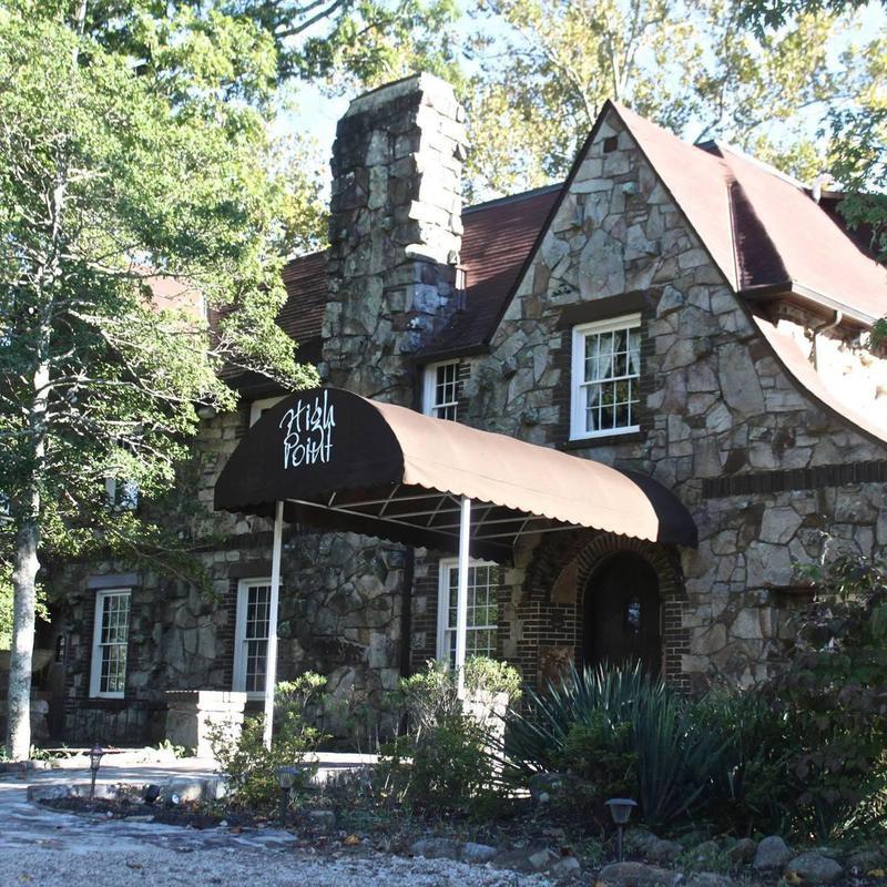High Point Monteagle restaurant