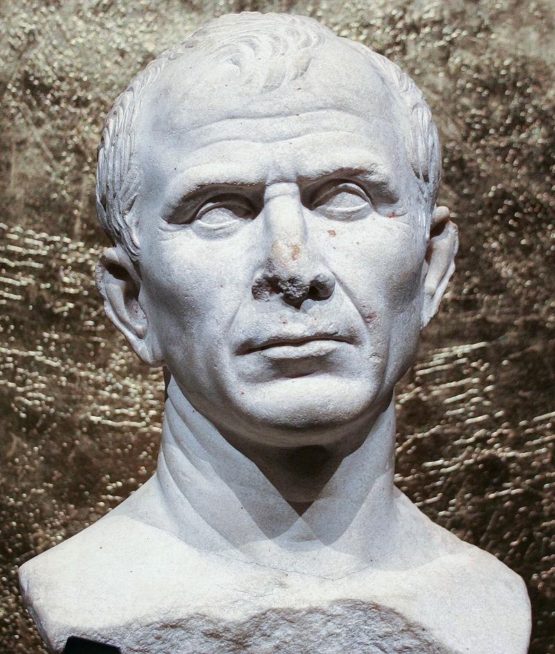 The Arles Bust