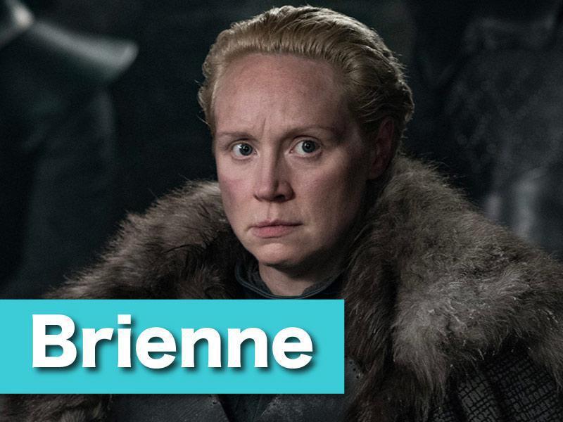 Gwendoline Christie in Game of Thrones (2011)