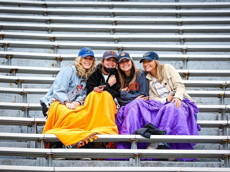 Students at University of Illinois at Urbana-Champaign