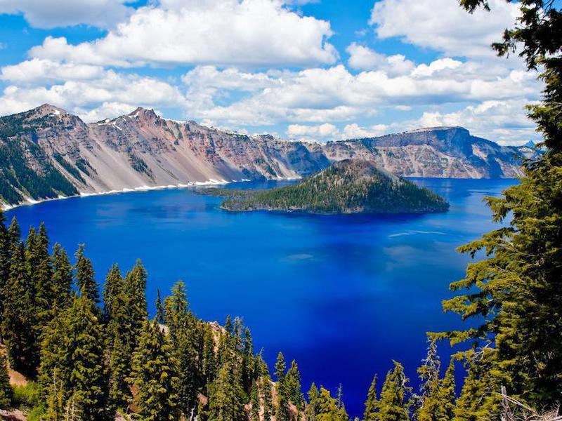 Crater Lake - Present