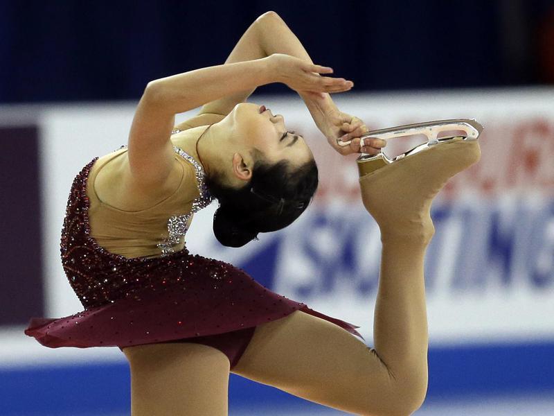 Figure Skater Karen Chen