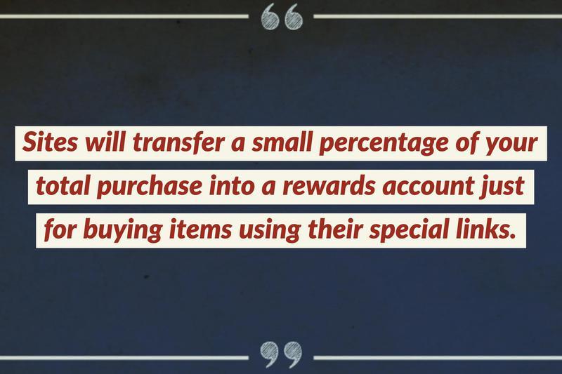 rewards shopping