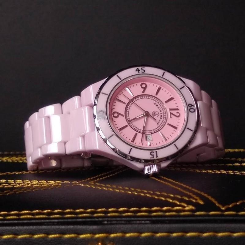 Craig Shelly Pink Pearl ceramic