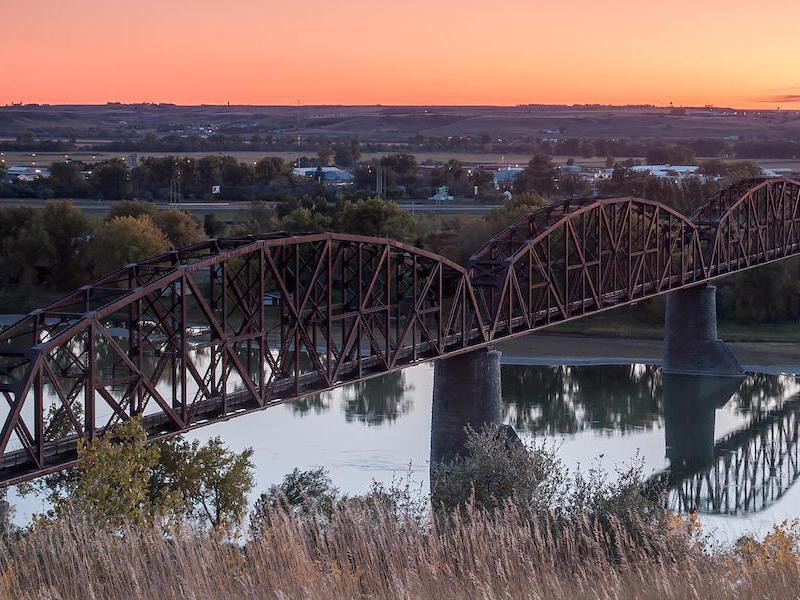 Bismarck-Mandan Rail Bridge