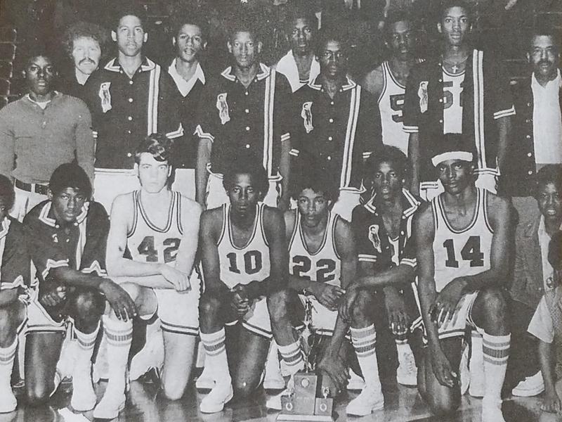 1973 Southwest basketball team