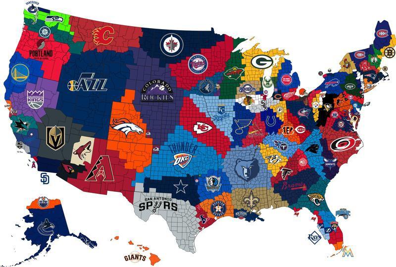 U.S. sports teams