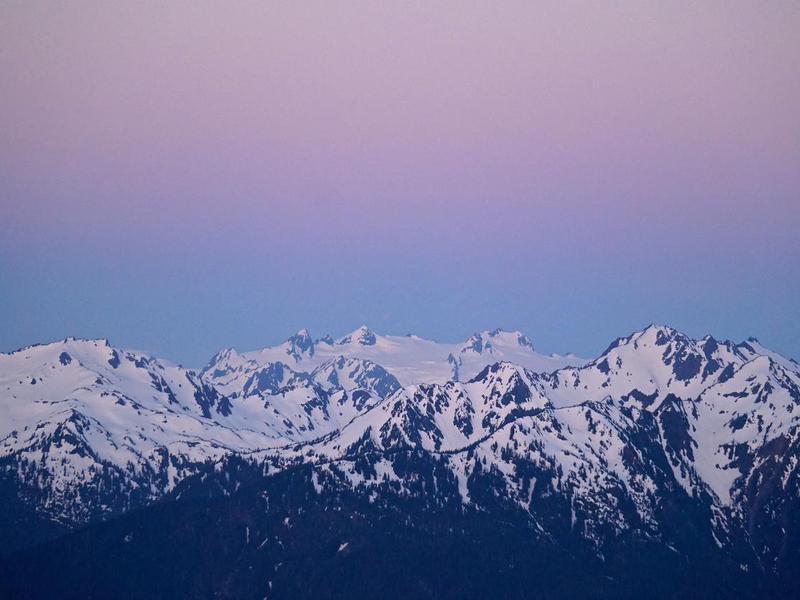Mt. Olympus, Washington