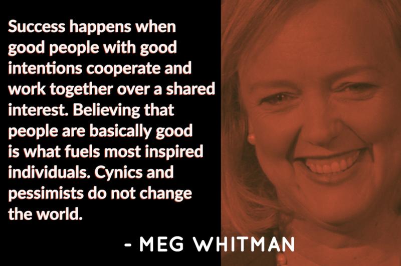 Meg Whitman quote