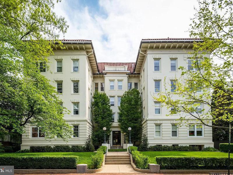 Washington, D.C., home