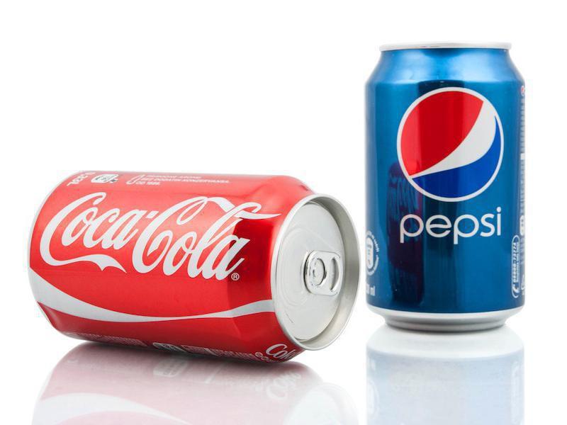 Coke v Pepsi