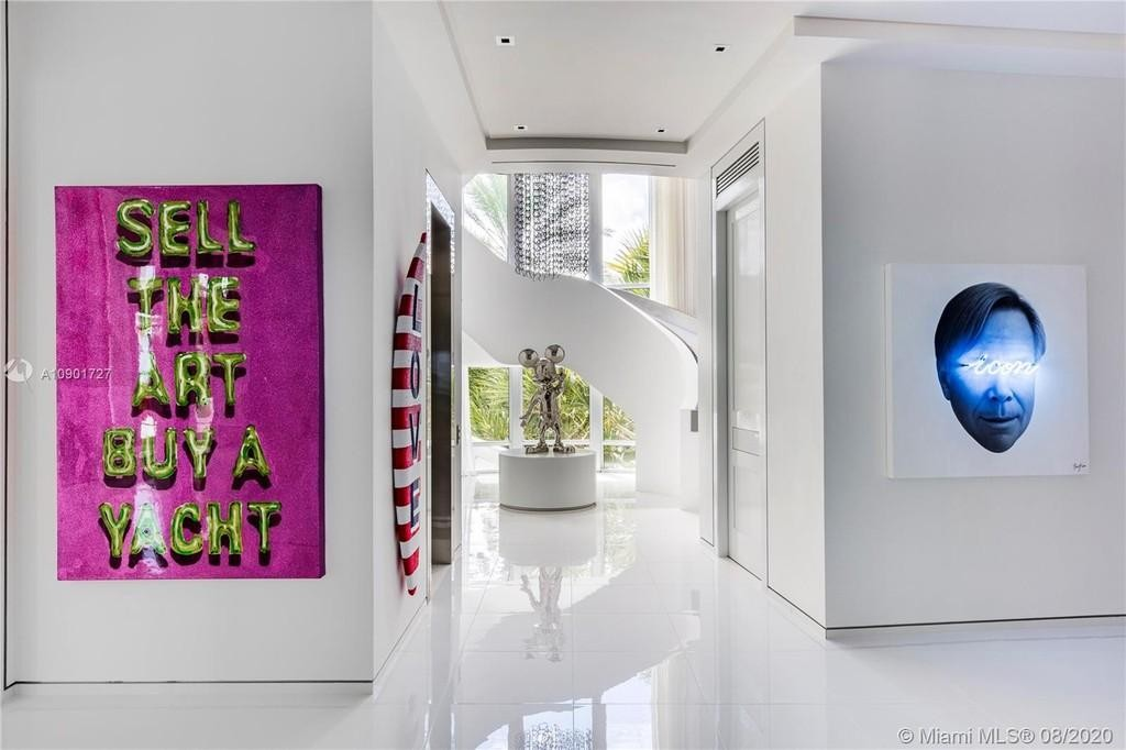 Sell the Art, Buy a Yacht