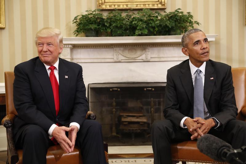 low steeple barack obama and donald trump