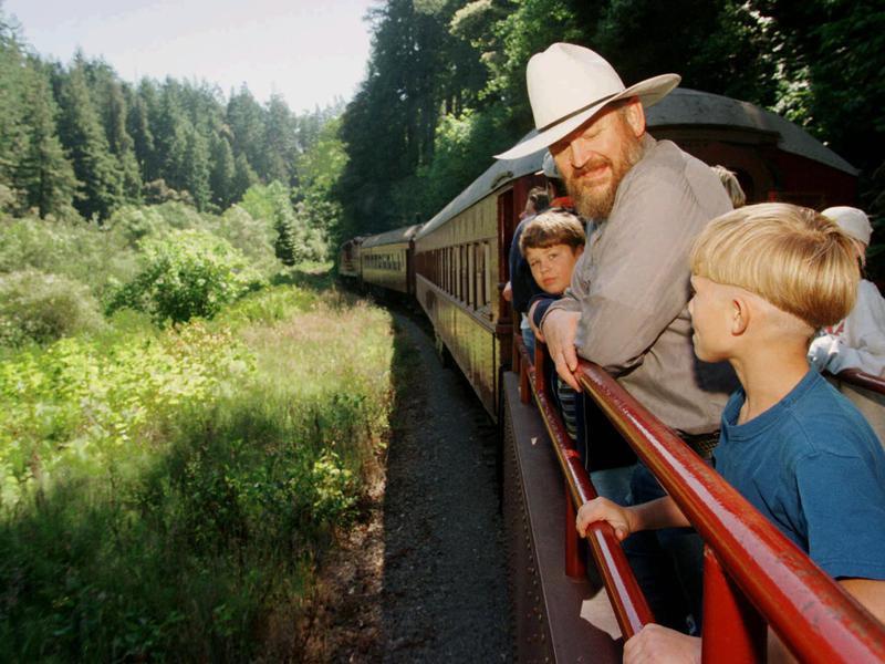 California's Skunk Train