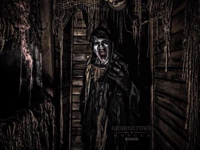 Georgetown Morgue