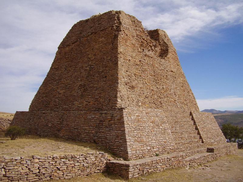 La Quemada Votive Pyramid
