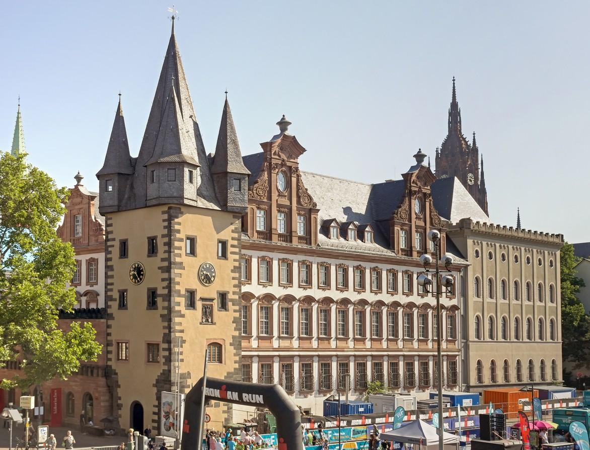 History museum in Frankfurt