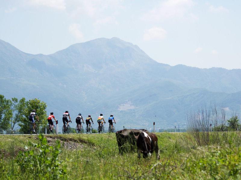 Balkan Triangle Bike Tour
