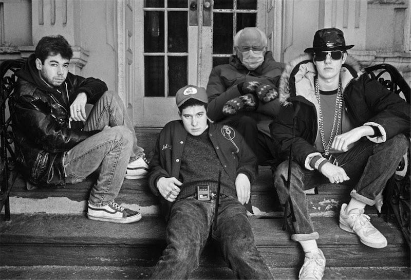 Bernie and the Beastie Boys