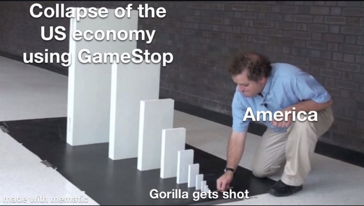 Gamestock meme