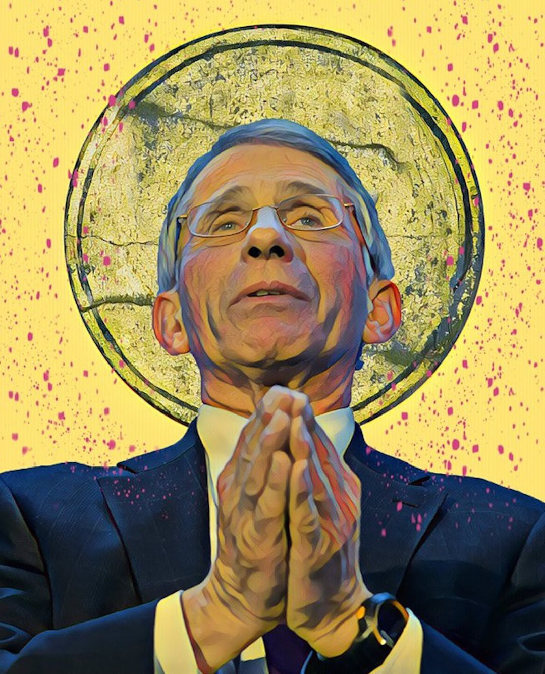Dr. Fauci state of grace