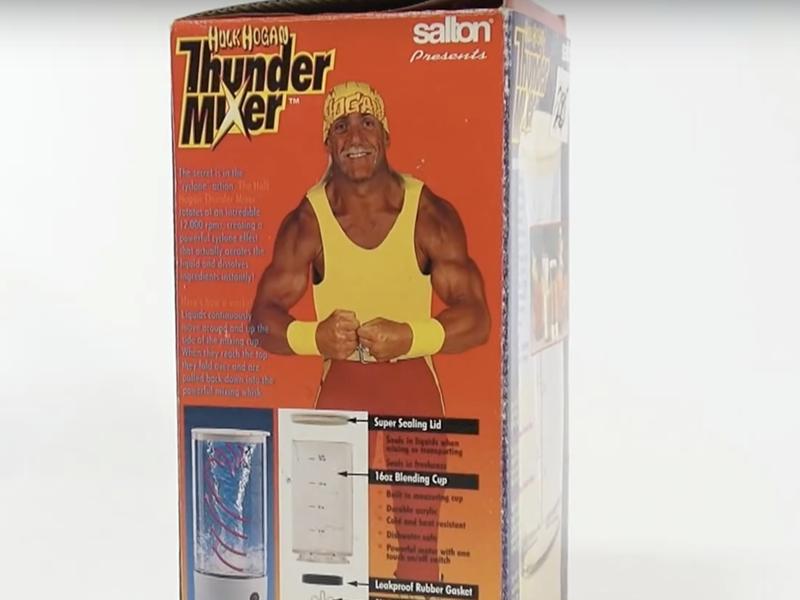 Hogan's Thunder Mixer