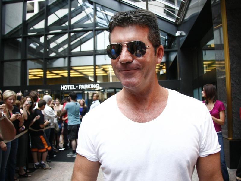 Simon Cowell in 2009