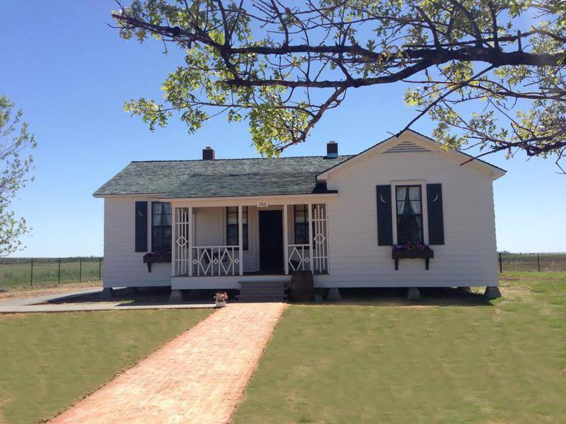Johnny Cash's House