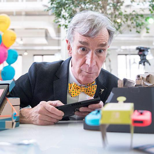 How Bill Nye Became a World-Famous Science Guy
