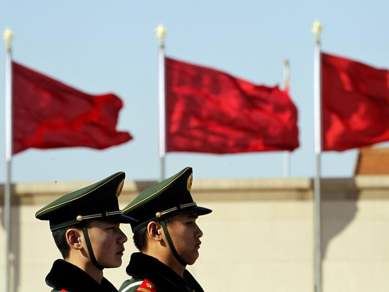 Policing in China