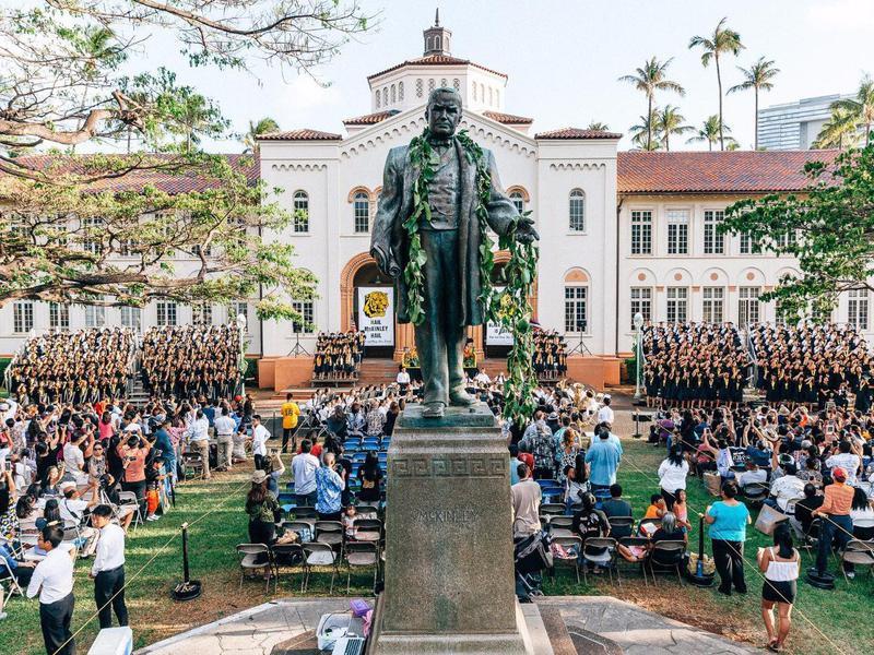 President William McKinley High School