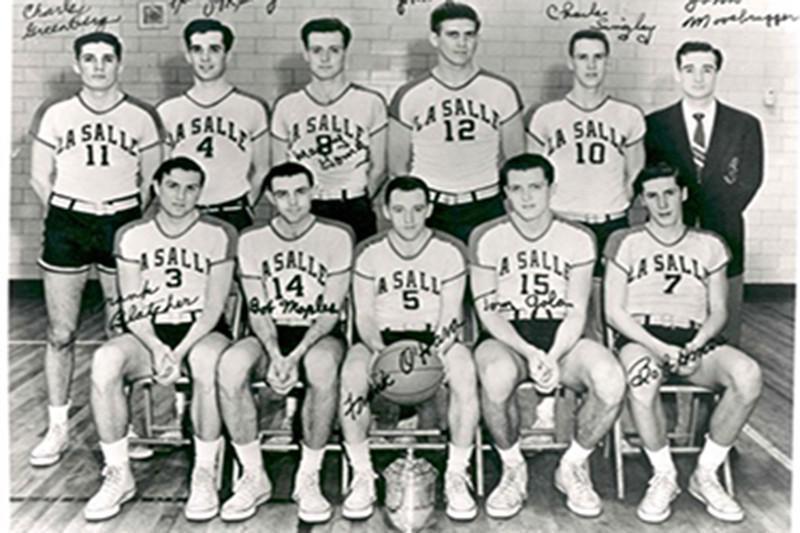 1953-54 LaSalle Explorers