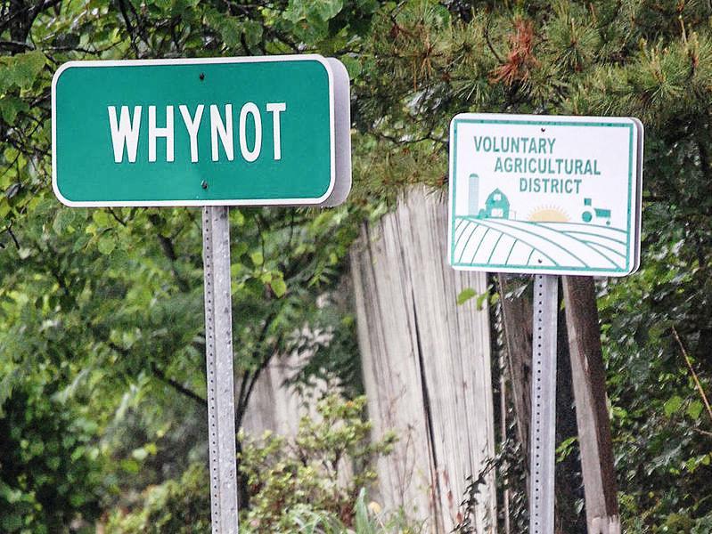 Whynot, North Carolina