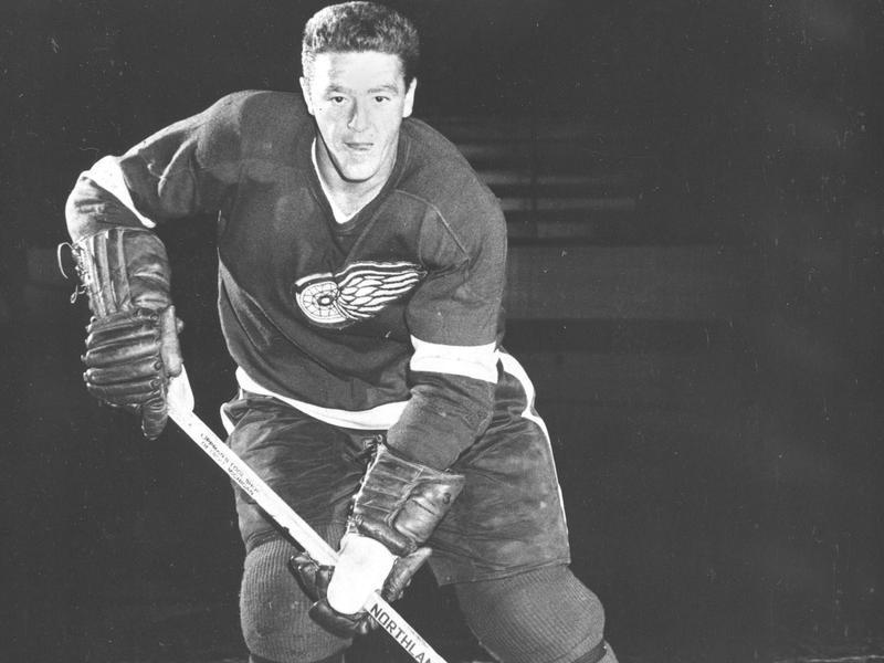 Marcel Pronovost won Stanley Cups as a scout